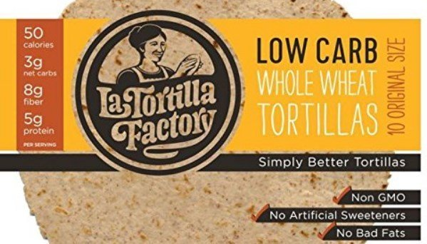 Mama Lupe's Low Carb Tortillas