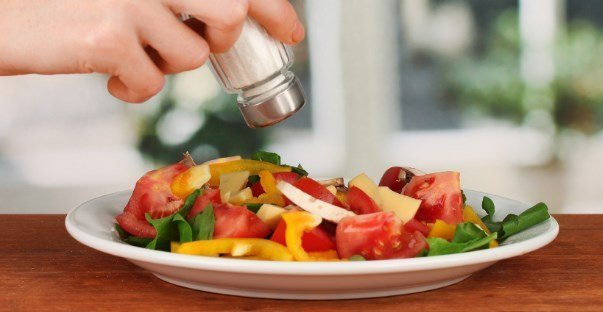 What can you eat on a low sodium diet?