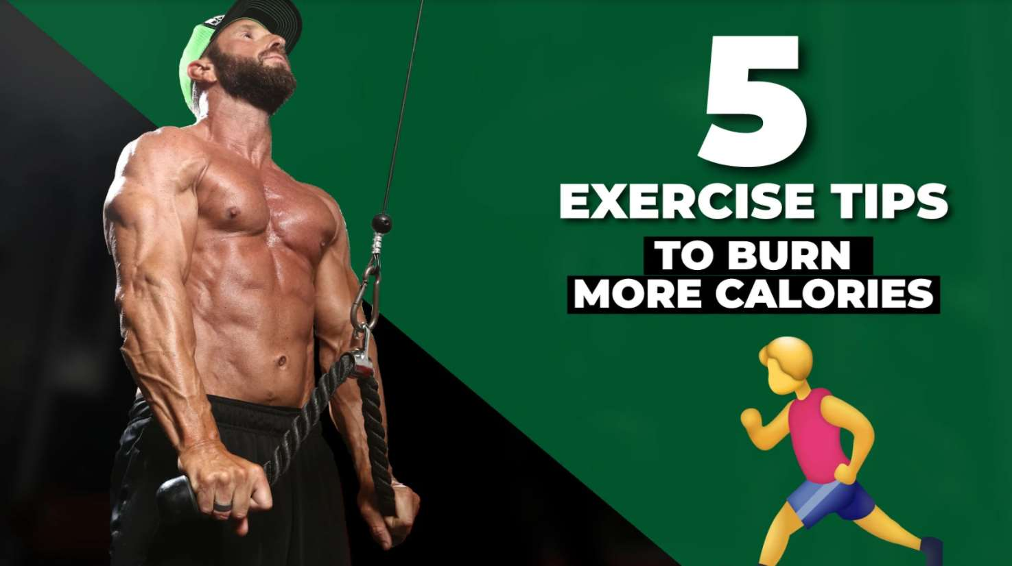Exercise Tips for Burning More Calories