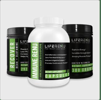 LifeRenu Supplements Store