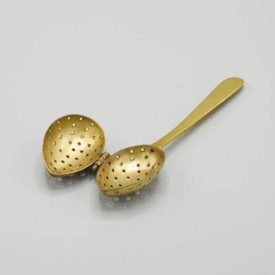 Brass Teaspoon Filter