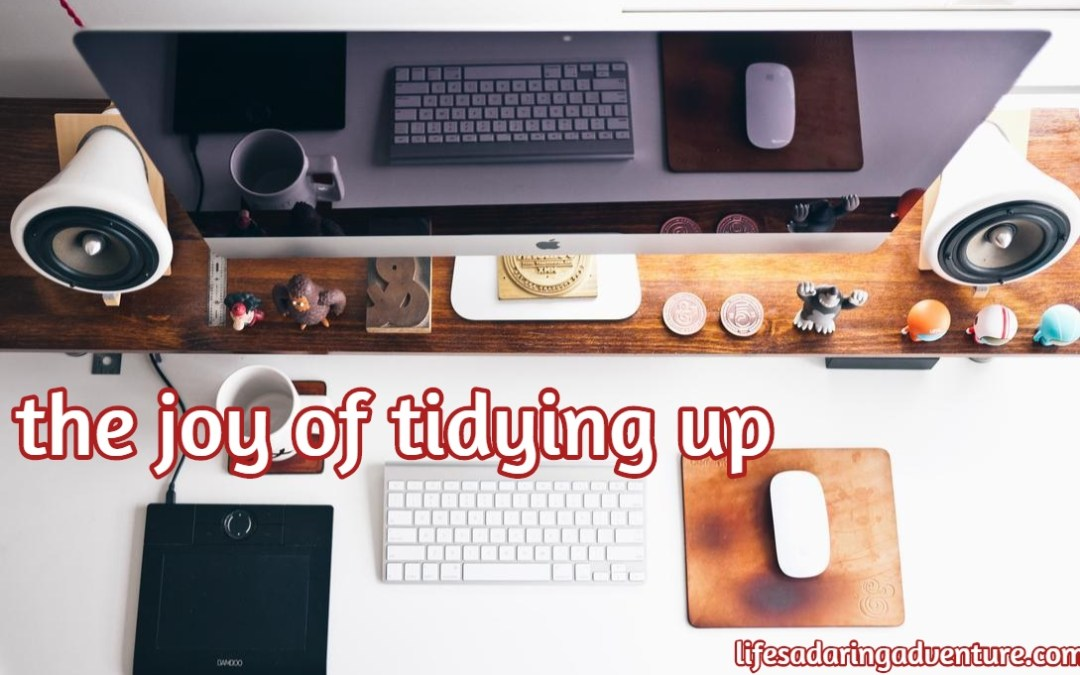 The Joy of Tidying Up