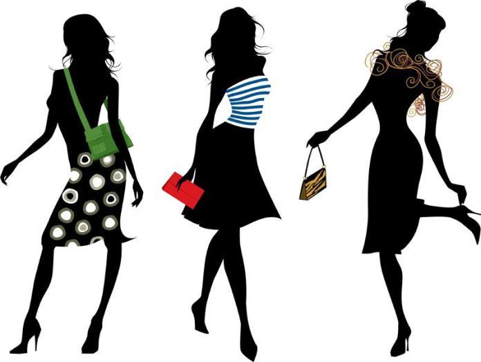 thrift shopping ladies