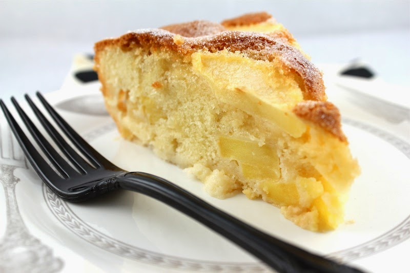Apple Square Cake Recipe