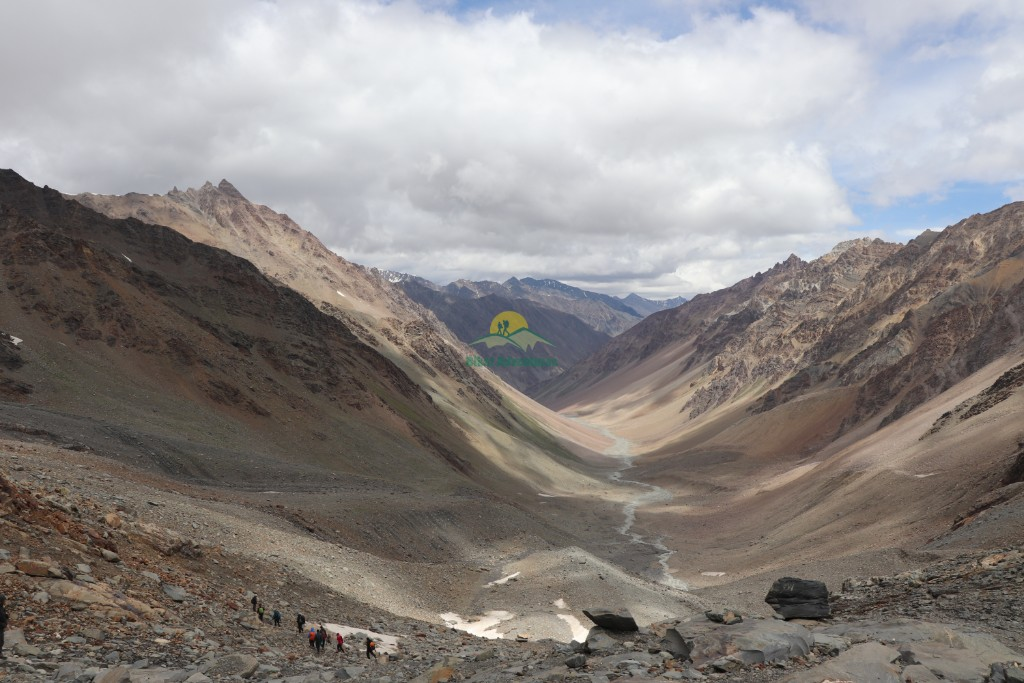 Pin Bhabha Pass Trek