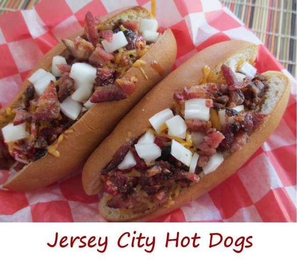 Jersey City Hot Dog