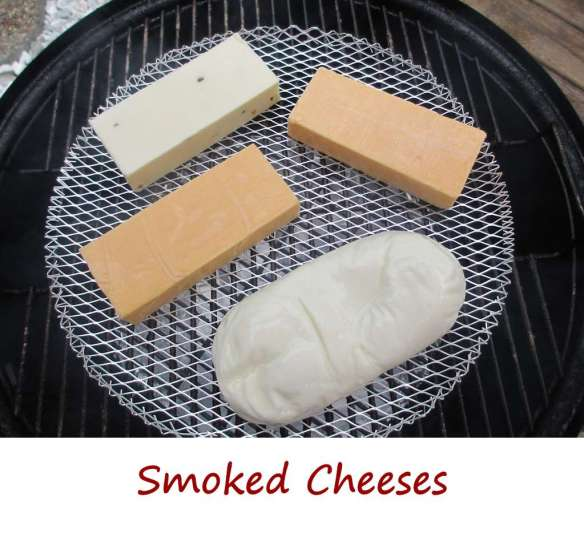Smoked Cheeses