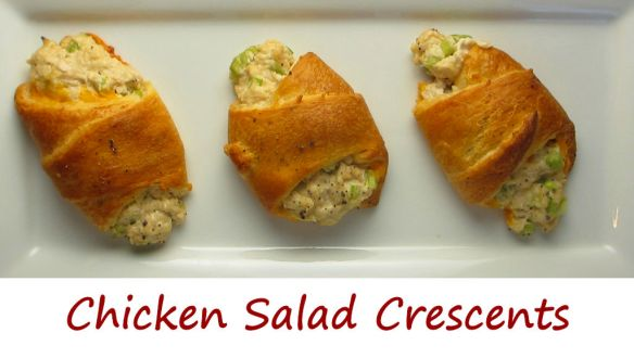 Chicken Salad Crescents