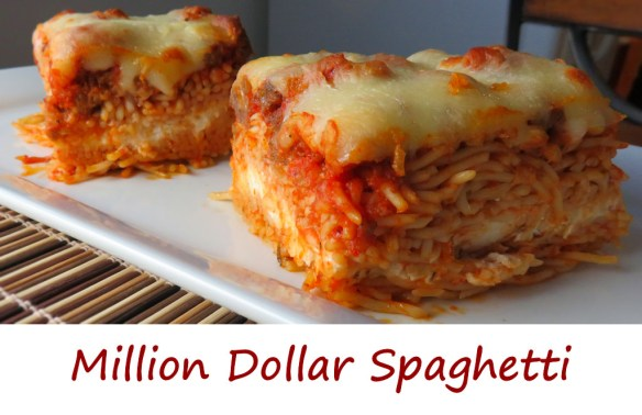 Million Dollar Spaghetti