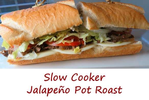 Slow Cooker Jalapeno Pot Roast