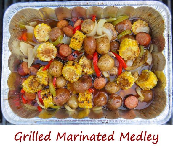 Grilled Marinated Medley