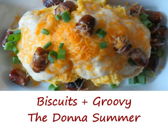 Biscuits + Groovy The Donna Summer