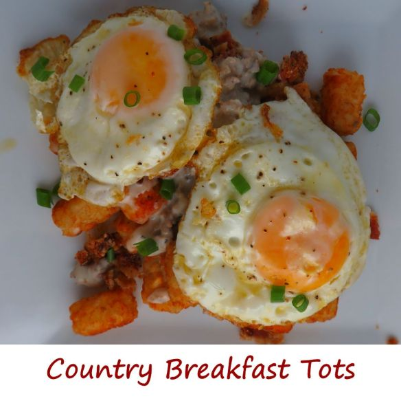 Country Breakfast Tots