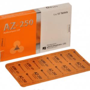 AZ Tablet 250 mg (Aristopharma)