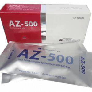 AZ Tablet 500 mg (Aristopharma)