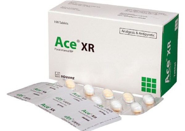 Ace XR 665 mgTablet (Square Pharmaceuticals Ltd)