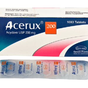 Acerux tablet-200 mg (Opsonin)