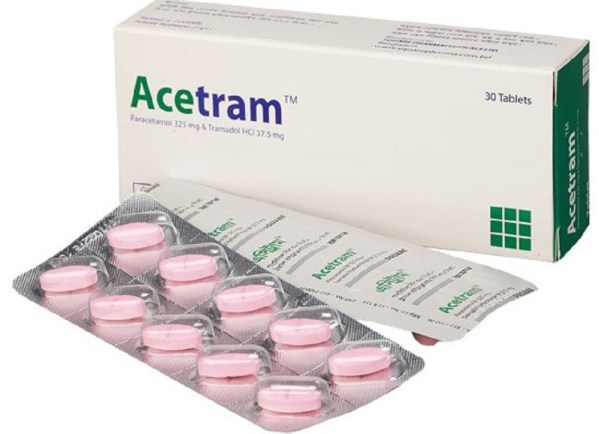 Acetram 325 mg+37.5 mg Tablet (Square Pharmaceuticals Ltd)