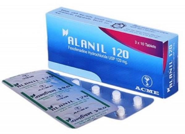 AlanilTablet 120 (ACME Laboratories Ltd)