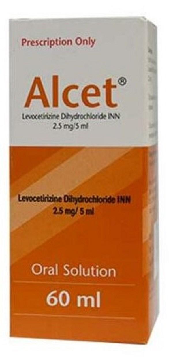 Alcet Oral Solution 60 ml (Healthcare Pharmacuticals Ltd)