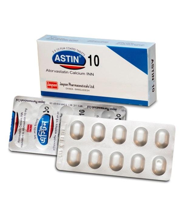 Astin-10-Jayson Pharma Ltd