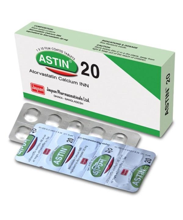 Astin-20-Jayson Pharma Ltd