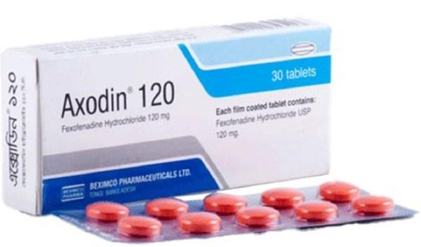 Axodin120 mg Tablet (Beximco Pharmaceuticals Ltd)