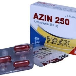 Azin 250 mg Capsule (ACME Laboratories Ltd)
