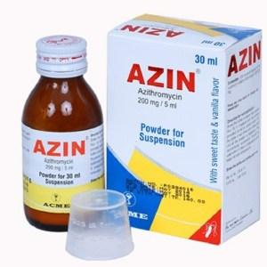 Azin-Powder for Suspension (30ml)