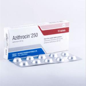 Azithrocin 250mg tablet (Beximco)