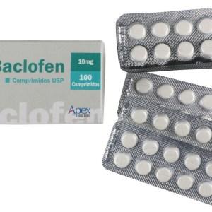 Baclofen-Apex Pharmaceuticals Ltd