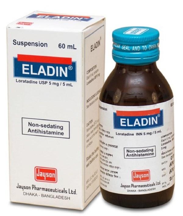 Eladin1Oral Suspension 60 ml (Jayson Pharma Ltd)