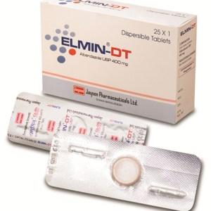 Elmin-DT Tablet-400 mg - jayson pharma