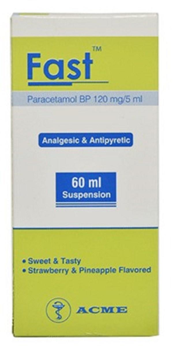 FastOral Suspension 60 ml (ACME Laboratories Ltd)