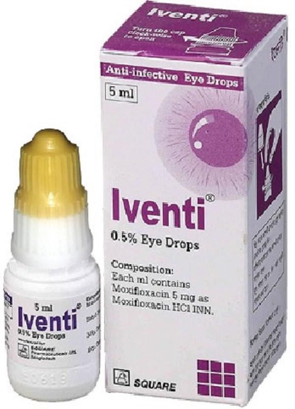 IventiOpthalmic Solution 5% - 5ml (Square Pharmaceuticals Ltd)