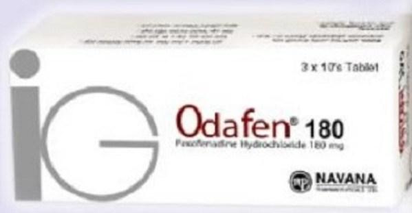 Odafen 180 mg Tablet (Navana Pharmaceuticals Ltd)