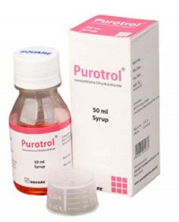 Purotrol Syrup 50 ml (Square Pharmaceuticals Ltd)