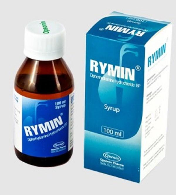 RyminSyrup 10 mg 5 ml - 100 ml (Opsonin Pharma Ltd)