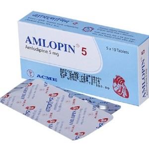 Tablet-Amlopin-5-mg-ACME
