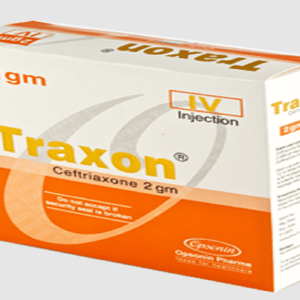 Traxon- IV Injection 2 gm Opsonin Pharma Ltd