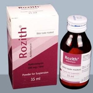 rozith Powder for Suspension 35 ml (Healthcare Pharmacuticals Ltd)