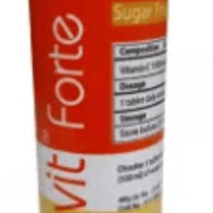 Ceevit Forte - 1000 mg Effervescent Tablet square pharma
