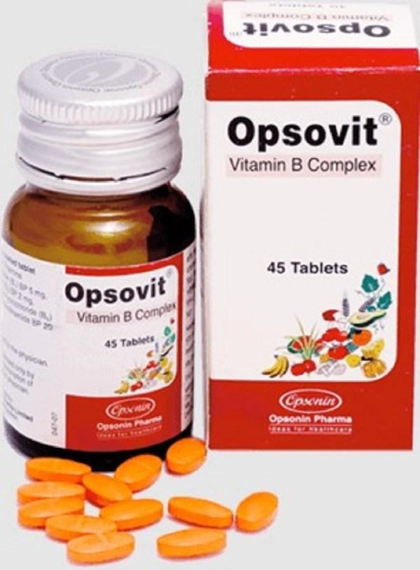 OpsovitTablet (Opsonin Pharma Ltd)