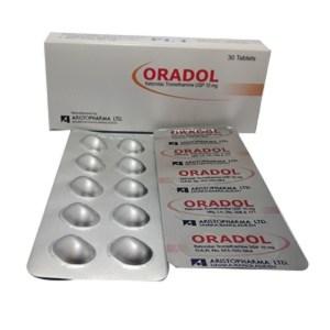 Oradol - Tablet 10 g (Aristopharma Ltd)