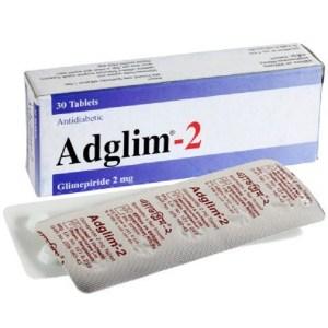 Adglim- 2 mg Tablet ( Unimed )