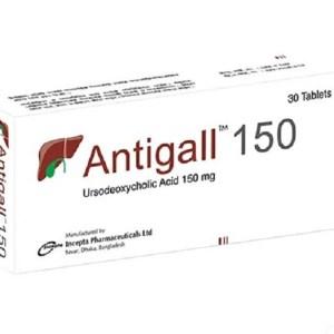 Antigall- 150 mg Tablet( Incepta )