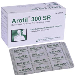 Arofil SR- Tablet 300 mg incepta pharma