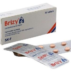 Brizy- 2g Tablet (Eskayef Bangladesh Ltd)