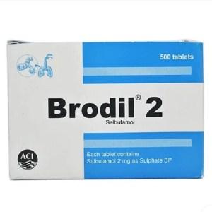 Brodil- Tablet 2 mg ( ACI )
