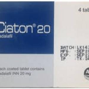 Ciatontablet 20 mg aci